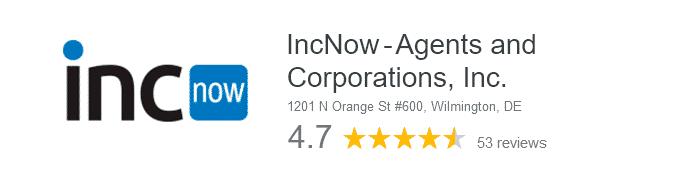 IncNow Customer Reviews Google