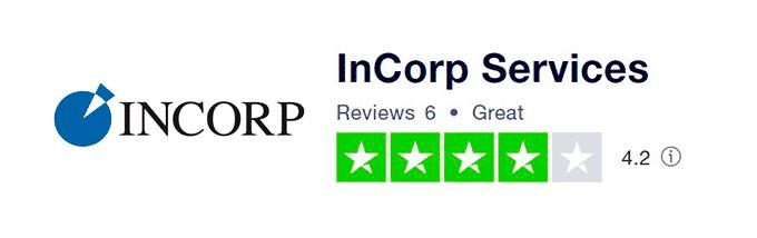 InCorp Customer Reviews Trustpilot